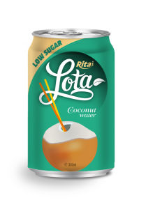 330ml Low Sugar Coconut Water pictures & photos