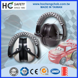 Hot Sale New ABS Safety for Kids Earmuff CE En352-1