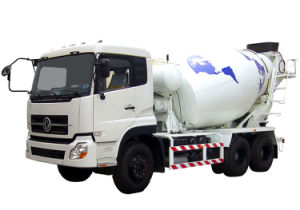 Sinoway Concrete Truck Mixer (SW34008GJB) pictures & photos