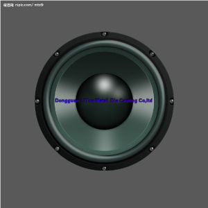 Loudspeaker Die Casting With 11 Years′ Approved SGS, ISO9001 pictures & photos