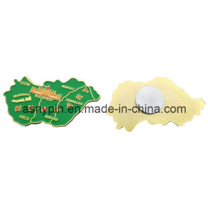 Metal Souvenir Fridge Magnet Pin (ASNY-JL-fridge magnet-13070104) pictures & photos