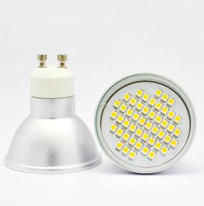 3528 48PCS 2.5W GU10 AC85-265V/12V LED Spotlight pictures & photos