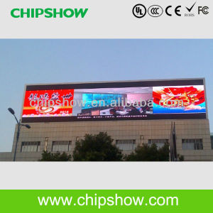 Chipshow Commercial Advertising Outdoor Full Color P8 LED Screen pictures & photos