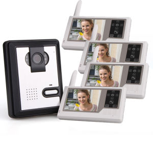 3.5 Inch Wireless Video Door Phone pictures & photos