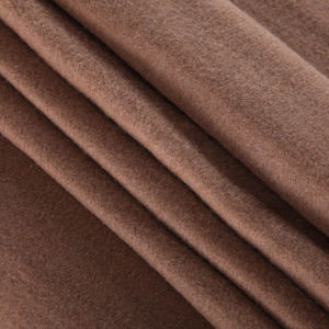 Camel Color Wool Blanket-Hotel Bedding /Hotel Bed Linen pictures & photos