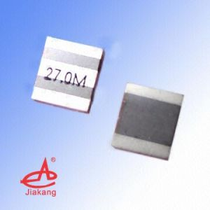 Chip Type Ceramic Resonators with Frequency of 8.00MHz to 60.00MHz