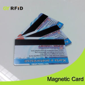 Hico Magnetic Stripe Cards, Magnetic Card for POS Systems pictures & photos