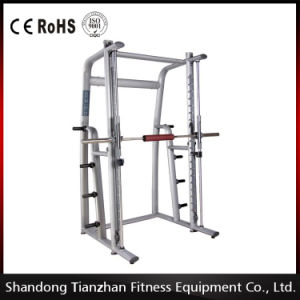 Back Squat Rack -Smith Machine Tz-6017 /Commercial Grade Strength Training Home Gym pictures & photos
