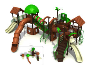 Outdoor Playground (9-902)