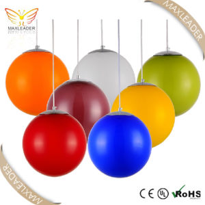 glass chandelier for modern multi colored lighting (MD7103)