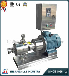 High Shear Mixer Homogenizer Pump pictures & photos