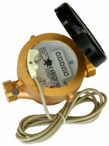 Single Jet Cold Water Iron Water Meter (SJ-WDC-D2) pictures & photos