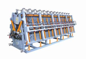 Double-Sided Hydraulic Clamp Carrier Machine (MH1362/2)