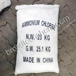 Premium Quality Ammonium Chloride