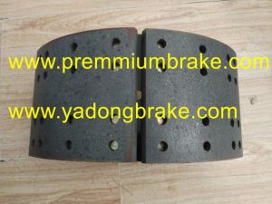 Brake Lining 19496 for Benz220 pictures & photos