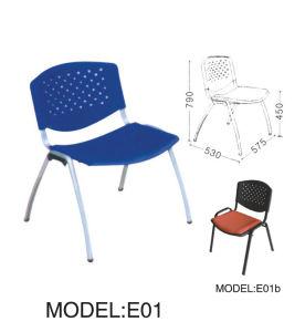 Plastic Chairs, Cheap Chair, Clerk Chair (E01) pictures & photos