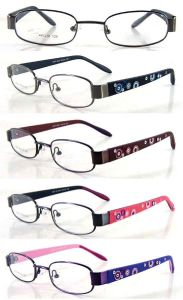 Stainless Steel Kid Optical Frame (OMK120051A) pictures & photos