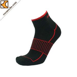 Sport Coolmax Cotton Low-Cut Socks (162026SK) pictures & photos