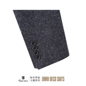 OEM 2017 Slim Fit Notch Lapel Men′s Blazer pictures & photos