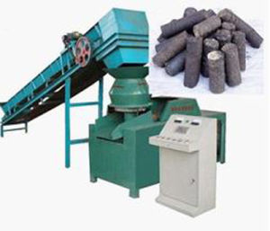 Wood Sawdust Biomass Briquette Pellet Press Machine (WSBP) pictures & photos