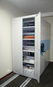 high-Density Mobile Shelving pictures & photos