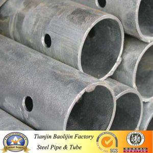 ERW Carbon Steel Welded Tube Made in China pictures & photos
