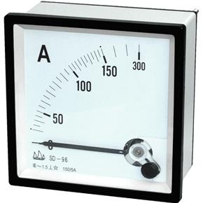 SD72/SD96 Panel Meter / Ammeter / Voltmeter / Analog Meter / Max Demend Meter pictures & photos