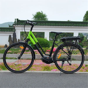 700c Middle Driving City Electric Bike/ Electric Bicycle/ Ebike pictures & photos