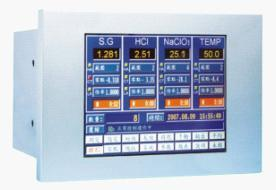 on-Line Solution Control System