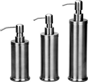 Soap Dispenser, Stainless Steel Dispenser (YH-C)