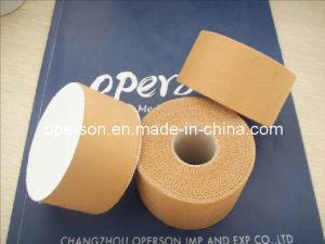 Rigid Adhesive Sport Tape Coated with Zinc Oxide pictures & photos