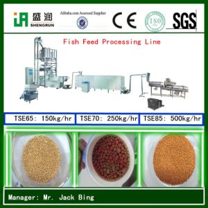 Fish Feed Machine Machines Machinery