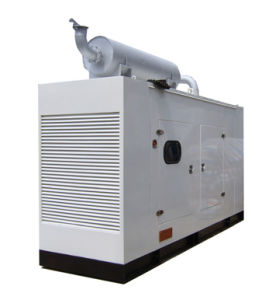 Power Googol Noiseless Diesel Generator 60kVA pictures & photos