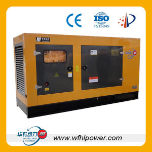 10-1000kw Silent Gas Turbine Generator ****** pictures & photos