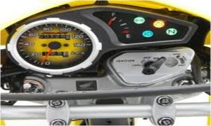 Speedometer Techometer for Motorcycle Nxr2009 Ie