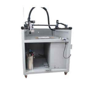 Computer CNC Glue Auto Spray Machine for Leather (LBD-RD3A001) pictures & photos