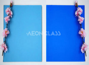 Dark Blue, Ford Blue, Lake Blue and Ocean Blue 3-12mm Blue Tinted Float Glass pictures & photos