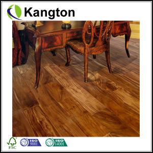Big Leaf Acacia Wood Flooring (wood flooring) pictures & photos
