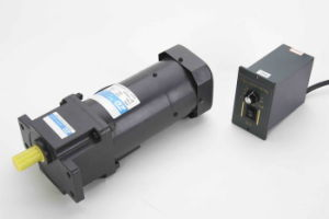 90mm 60, 90, 120W AC Speed Control Gear Motor (Strengthen Type) pictures & photos