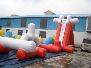 Inflatable Water Advanture, Water Games