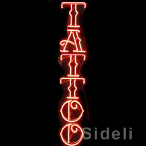 Tattoo Neon Sign (SDL-146)