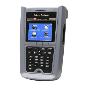 Battery Impendence Analyzer (ISBA-5220A)