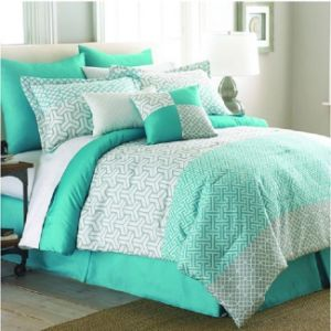 Hotel /Home Cotton Bedding Set with Comforter Set pictures & photos