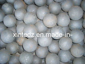 Grinding Balls, 60mn Material Dia125mm Forged Ball pictures & photos