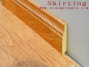 Baseboard for Laminate Flooring Accessory