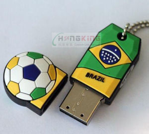 Cutom World Cup USB Pen Drive