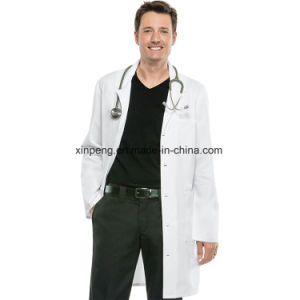 Medical White Coat, Lab Work Clothes, Fabric Optional, Customized by Manufacturer pictures & photos