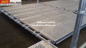 Construction Formwork Scaffolding Ring System Ringlock Scaffolding pictures & photos