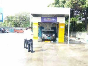 Melaka Melacca Automatic Car Washing Machine pictures & photos