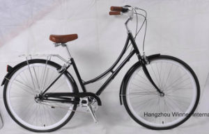 Cro Moly Steel 700c Vintage Bike City Bicycle pictures & photos